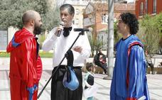 Tablas en el ring de la poesía en un peculiar combate en Palencia