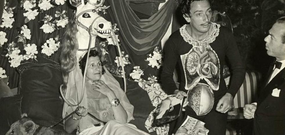 La cena surrealista (y carísima) de Dalí