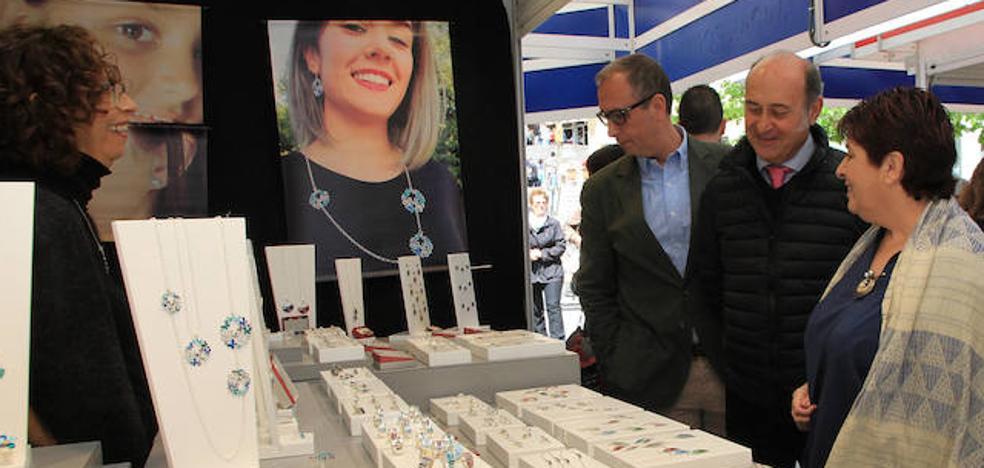 La Feria de Artesanía presenta los productos de calidad de 31 expositores