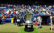 El VRAC Quesos se alza con la Copa del Rey (16 - 20)