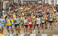 Dani Sanz y Lourdes Lobato se coronan en la XIII Media Maratón de Ciudad Rodrigo
