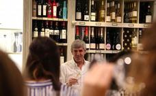 José Moro presentó en Valladolid los primeros blancos de Bodegas Emilio Moro