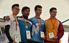 El salmantino Carlos Iglesias logra la plata en el 2º Gran Premio de España