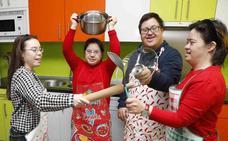 Ángeles de la cocina italiana