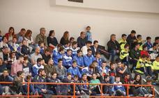 El fútbol sala se vuelca con Rodrigo en Salamanca