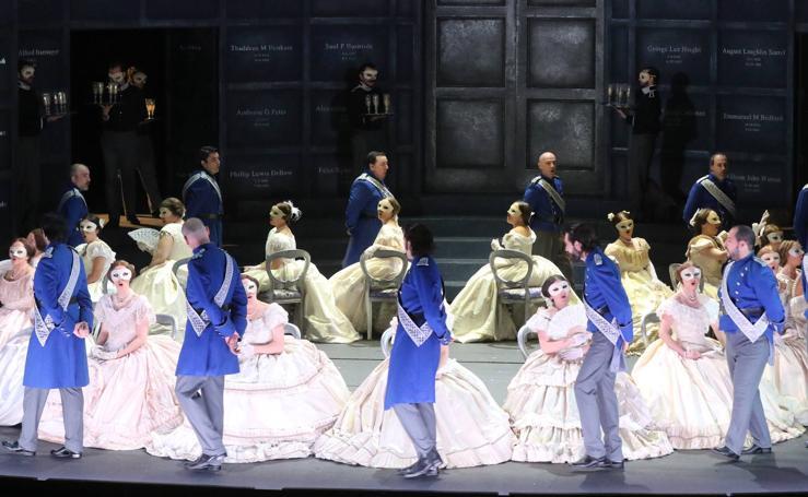 La ópera Romeo y Julieta llega al Teatro Calderón de Valladolid