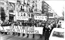 los 20.000 vallisoletanos que recuperaron el primero de mayo