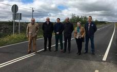 La Diputación completa el corredor que une Argañán con Siega Verde