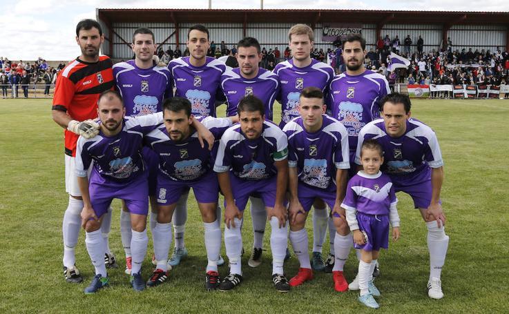 Becerril 1- 5 Unionistas de Salamanca