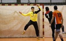 Javi Sánchez, portero del BM Salamanca, se marcha a jugar a Alemania