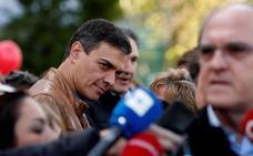 Pedro Sánchez pide a Catalá que aclare su acusación o que esté «callado»