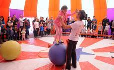 La Muestra de Artes Circenses Circolmedo programa nueve compañías y once espectáculos