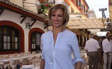Susanna Griso ya disfruta de su hija adoptiva