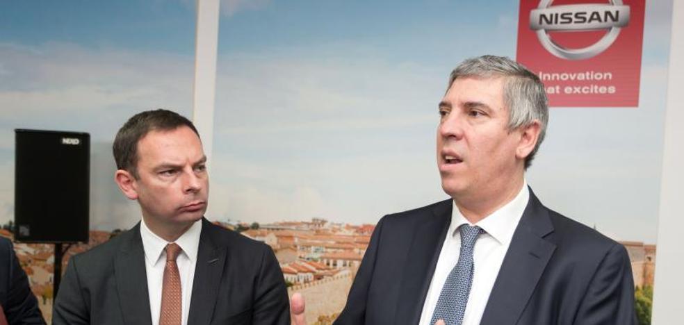 De los Mozos presenta el lunes la futura planta de recambios Nissan Renault para Ávila