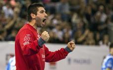 El Recoletas pone contra las cuerdas al Barcelona pero pierde