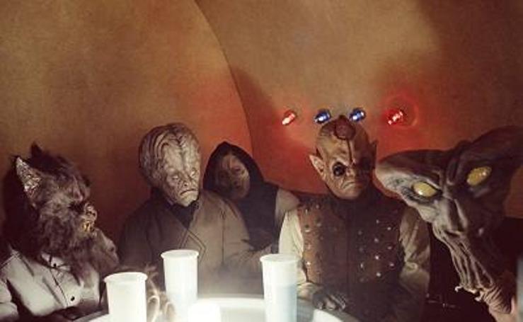 La gastronomía en Star Wars
