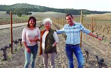 La magia del viñedo, de madre a hijos