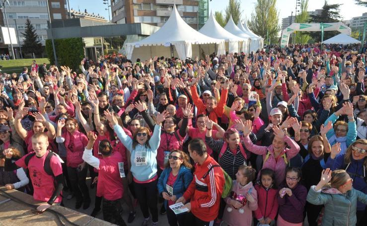 Arranca la 41 Marcha Asprona de Valladolid (1/5)
