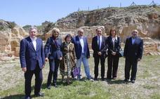 Los canteros manejan un proyecto para la extracción subterránea de la piedra