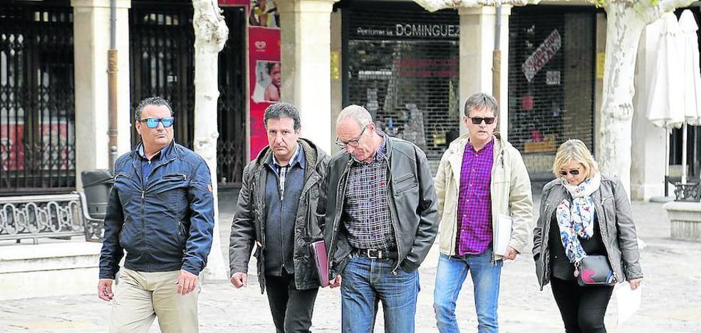 La plantilla de Palbús rechaza la insistente oferta de la empresa de aplicar el convenio sectorial