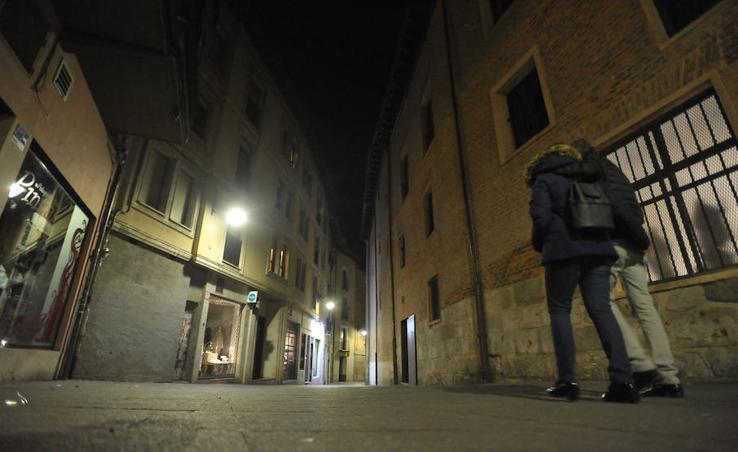 Espacios del miedo en Valladolid