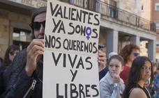 Concentraciones en Zamora, Castrogonzalo y Tábara por la muerte de Leticia Rosino