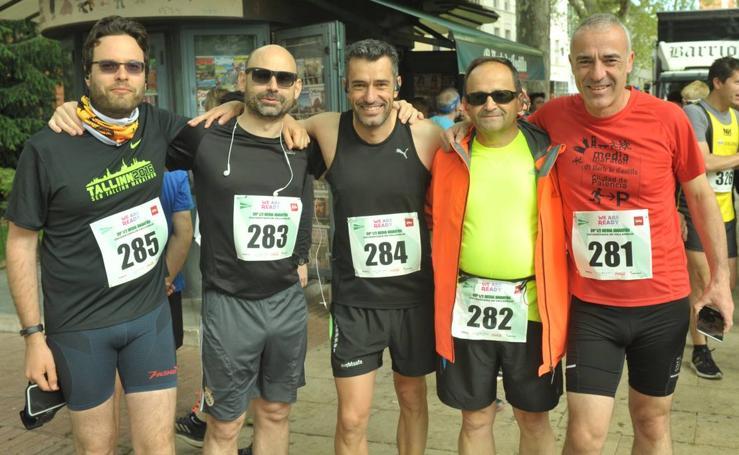 39ª ½ Media Maratón Universitaria (1/4)