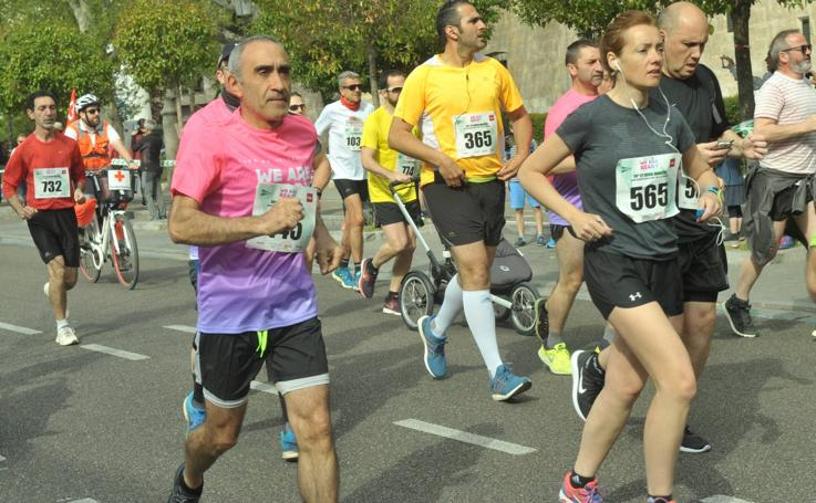 39ª ½ Media Maratón Universitaria (3/4)