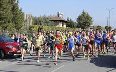 Gran éxito en el estreno de los rápidos '10km de Gudino' en Salamanca