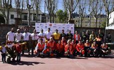 Los bomberos forestales de España hacen de El Espinar su cuartel general