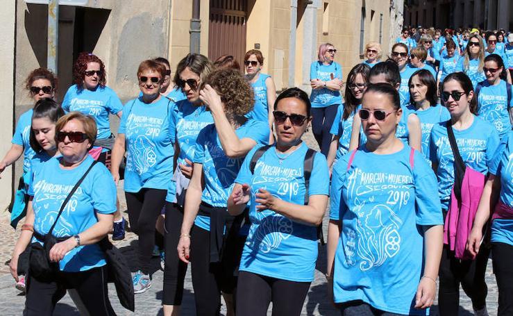 Marcha de Mujeres en Segovia (2)