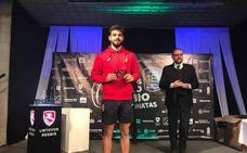 El chamizo Juan Martínez, mejor jugador del Europeo Seven sub 18