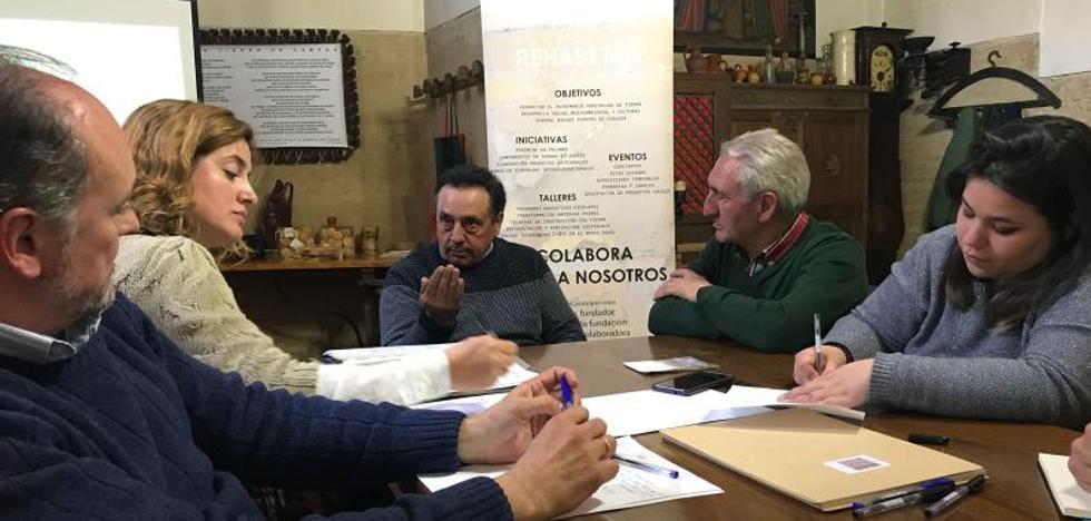 La Fundación Re-habitar impulsa la la Mesa del Pichón Bravío de Tierra de Campos