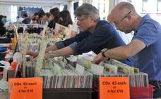 La plaza de Portugalete acogerá del 11 al 14 de mayo la Feria Internacional del Disco