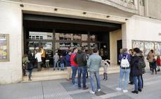 Palencia vive la fiesta del cine
