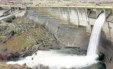 Segovia ha vivido el abril más lluvioso de su historia, con 116 litros recogidos
