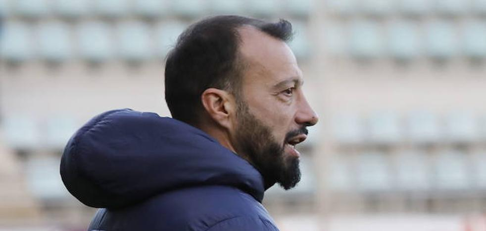 «Nuestro objetivo es ganar al Zamora; a partir de ahí no renunciamos a nada»