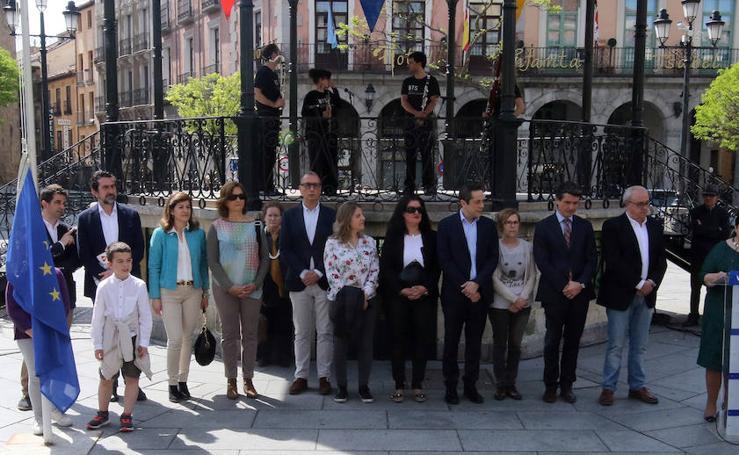 Celebración del Día de Europa en Segovia