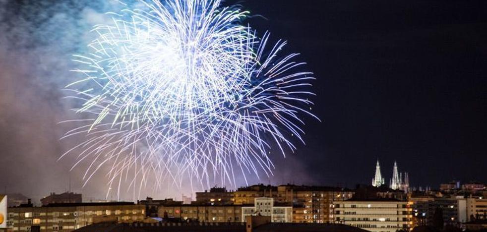 Los Sampedros tendrán seis sesiones de fuegos artificiales