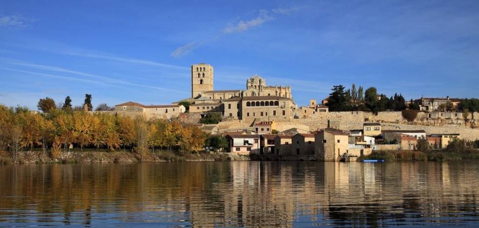 Zamora estará en la Red de Conjuntos Históricos de Castilla y León