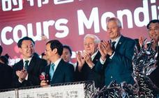 Más de 9.180 vinos de 48 países compiten por una medalla en el Mundial de Bruselas en China