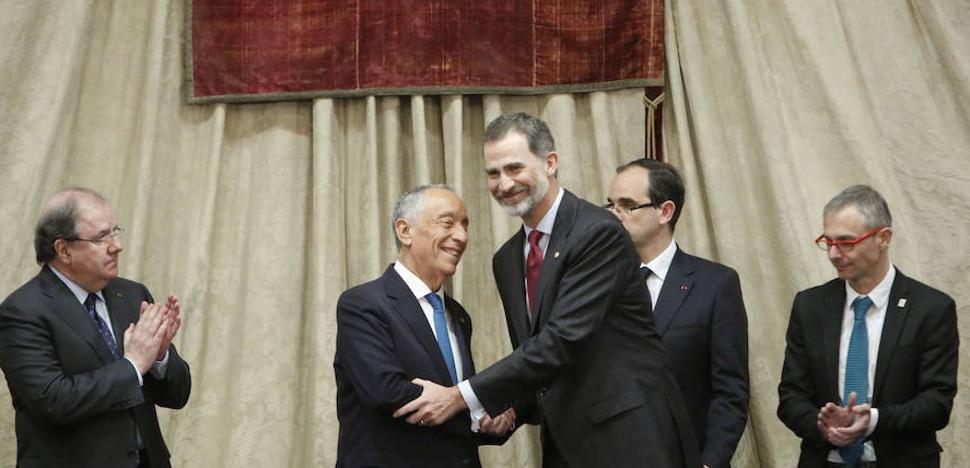 El Rey Felipe VI presidirá el 21 de mayo en la USAL la inauguración del IV Encuentro de Rectores