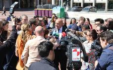 Carnero y López se reunirán para rebajar la crispación en el Ayuntamiento