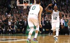 Rozier y Smart deciden el triunfo de los Celtics y jugarán la Final de la Conferencia Este