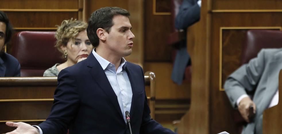 Rivera quiere que se mantenga el 155 en Cataluña aunque haya un nuevo Govern
