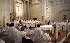 La diócesis celebra las bodas de oro y plata de sus sacerdotes
