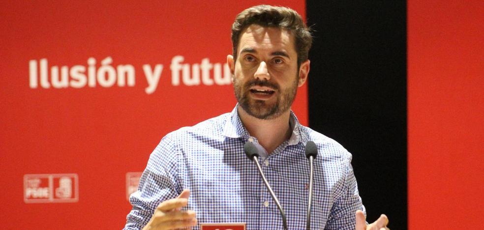 El socialista Antidio Fagúndez formaliza su precandidatura a la Alcaldía de Zamora