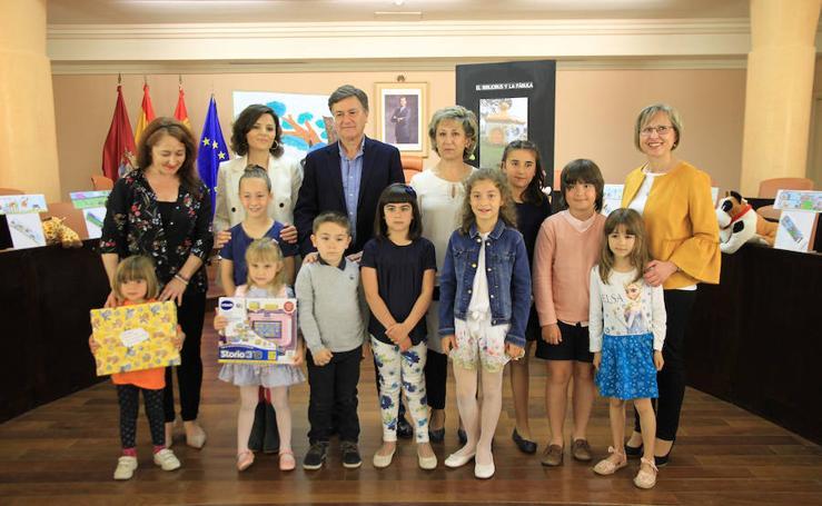 La Diputación entrega los Premios Marcapáginas