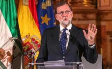 Rajoy advierte a los independentistas de que la aplicación del 155 «sentó precedente»