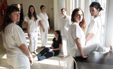 Siete exalumnas de la Escuela de Arte Dramático estrenan proyecto propio en el Teatro Pavón